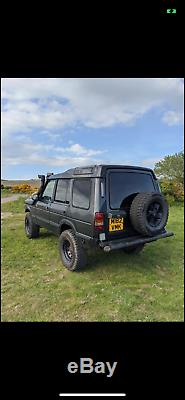 Land Rover Discovery Off Road Road Legal