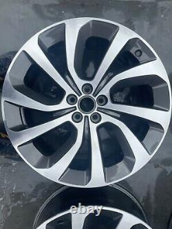 Land Rover Discovery Sport 4x Alloy Wheels 20 5089 Diamond Turned
