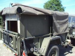 Land Rover Ex Military Rapier Reload Trailer Expedition Bug Out Off Grid