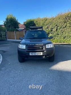 Land Rover Freelander 1 1.8 off roader