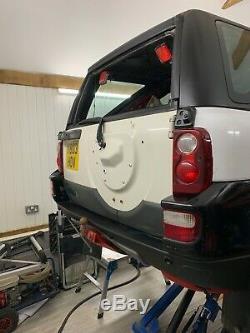 Land Rover Off Road Safari/Hill Rally Freelander