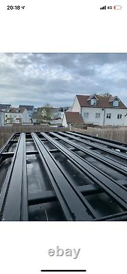Land Rover defender 110 station wagon galv chassis bulkhead etc off road 4x4