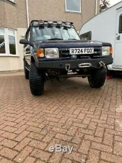 Land Rover discovery 1 300tdi off-road capable