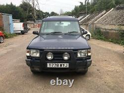 Land Rover discovery 1 v8 off roader