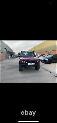Land Rover discovery 2 off roader