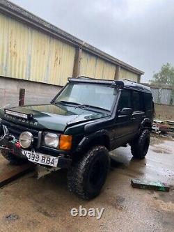 Land Rover discovery 2 td5 off roader spares repairs