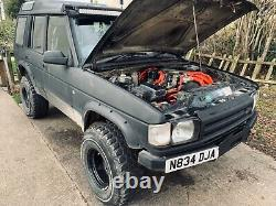 Land Rover discovery 300tdi (green lane/off-road)