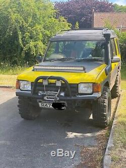 Land Rover discovery 300tdi off-roader