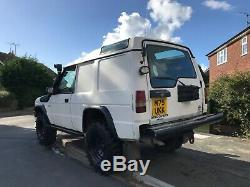 Land Rover discovery commercial 300 Tdi off road ready