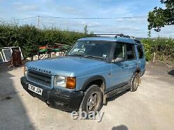 Land Rover v8 lpg, off roader, 4x4, farm jeep, export, td5 auto
