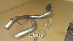 Land rover Discovery 2 Side Exit Exhaust Stainless Steel Off Road Use Brand New