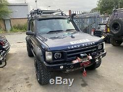 Land rover discovery 2 td5 16 wheels Off Road Challenger