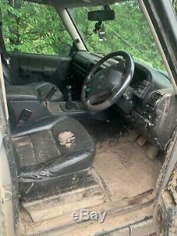 Land rover discovery 2 td5 off roader