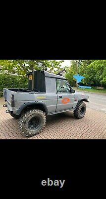 Land rover discovery 200tdi off roader bob tail 4x4