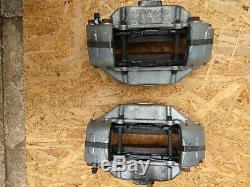 Landrover Defender Tdci 2.2 Genuine Take Off Vented Front Brake Pads & Calipers