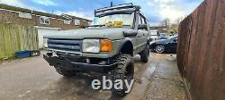Landrover Discovery 1 300tdi off road spec 4x4