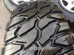 Landrover Discovery 2 16 Alloy Wheel X5 With Chunky Off Road 265/75/16 Tyres