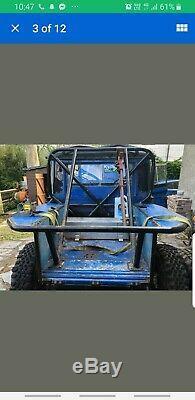 Landrover defender tray back off roader challenge truck