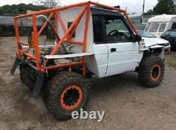 Landrover discovery 300 tdi off roader monster truck