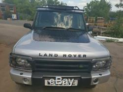 Landrover discovery td5 automatic off road ready face lift model