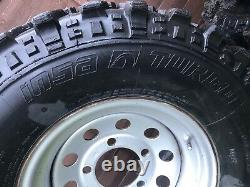 Landrover discovery tdi Off Road wheel with Very Good Tyres X4 265/75/16