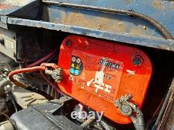 Landrover off roader bobtail range rover classic