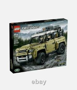 Lego Technic 42110 Land Rover Defender Off Roader 4X4 Brand New And Sealed