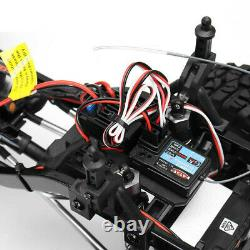 NEW RGT HSP 136100 V2 1/10 4WD Off-road Rock Crawler Climbing RC Car 2.4G Radio