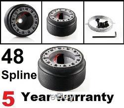New Snap Off Sport Steering Wheel & Boss Kit Fit Land Rover Defender 48 Spline