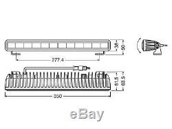 OSRAM LEDriving LED Arbeits & Zusatzscheinwerfer Lightbar SX300-SP LEDDL106-SP