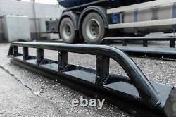 Off Road Rock Slider Kit for Land Rover Discovery 3/4 Side Steps Tree Bars Tubes