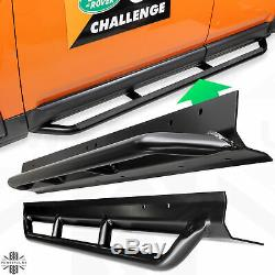 Off road rock slider kit for Land Rover Discovery 3 4 Side Steps tree bars tubes