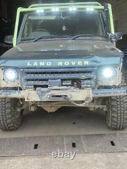 Off roader Land Rover discovery 2 TD5
