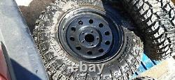 Offroad modular land rover Discovery alloy Wheels BMW Range Rover P38 rims