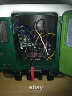 RC 116 Defender Landrover Bruder Station Lang 4wd 4x4 Safari offroad Land rover
