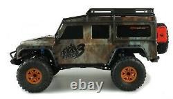 RC Dirt Climbing SUV Crawler 4WD 110 RTR Komplettset