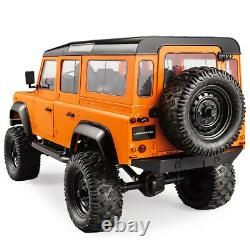 RC Truck 4x4 Land Rover 18 Scale 4WD Off Road RGT RC Monster 2.4G Defender RTR