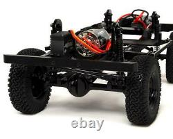 RC4WD Gelande II RTR 1/10 Scale Crawler with2015 Land Rover Defender D90 Body