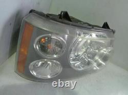 Range Rover L322 Headlight Xenon Off Side Facelift XBC501322LPO Right