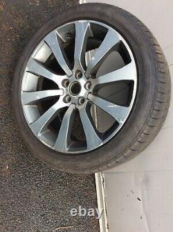Range Rover Sport 20 Inch Alloy 275 20 40 Diamond Turned