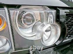 Range Rover Vogue L322 2003 Right Off Side Front Bi Xenon Head Light Lamp