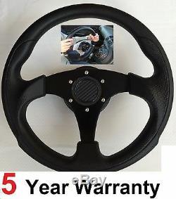 Snap Off Sport Steering Wheel And Boss Kit For Land Rover Defenders 48 Spline