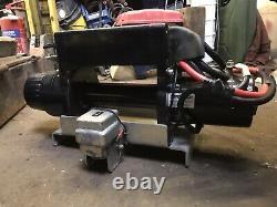 Superwinch Epi9.0 Off Road Recovery Winch Tow Bar Mount Land Range Rover Suzuki