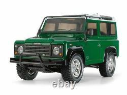 Tamiya CC-01 Land Rover Defender 90 4WD 1/10 Scale Off Road RC Car Kit OZRC JL