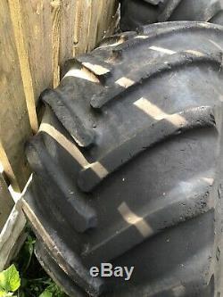 Terra Agri Flotation Tyres 31 X 15.50 X 15 Off Road Farming Landrover