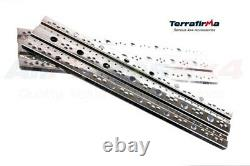 Terrafirma 4mm Aluminium Sand Tracks / Sand Ladders TF888 Offroad 4x4 Land Rover