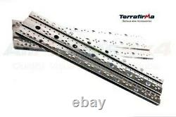 Terrafirma Land Rover Off Road 4mm Aluminium Sand Ladders 1.5m Long
