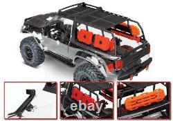Traxxas 82010-4 TRX-4 Sport 4x4 Kit (Bausatz) ohne Elektronik 1/10 4WD Crawler