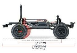 Traxxas 82056-4 TRX-4 Land Rover Defender Gray 110 4WD Rtr Crawler Tqi 2.4GHz