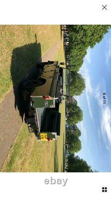 Very rare and genuine 12 seat land rover series 3 off road over 33 years